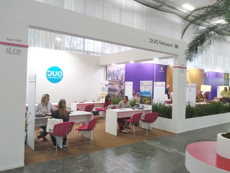 DUO Network marca presença na ILTM Latin America 2019