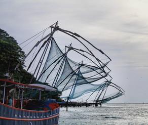 Kerala, um lugar para sentir a Índia