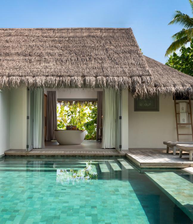One Bedroom Beach Pool Residence