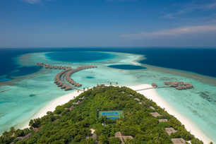 Vakkaru Maldives_Island and Over Water V