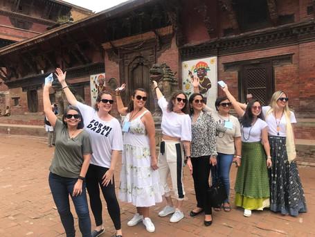 FAM Trip Sita: uma jornada pelo Nepal e Índia, Setembro 2019