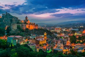 Diário de viagem pelo Cáucaso: Capítulo Geórgia