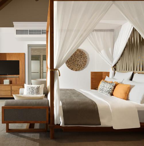 One Bedroom Deluxe Beach Pool Residence