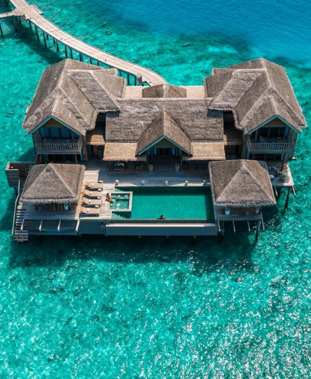 The Vakkaru Over Water Residence