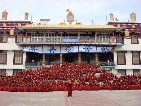 Tibete: lições de amor