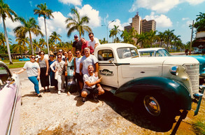 FAM trip para Havana!