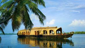 Os encantos de Kerala