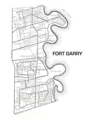 Fort Garry 12x16