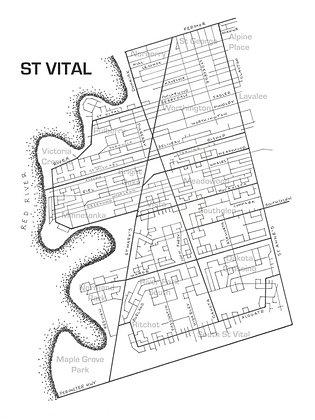 St Vital 12x16