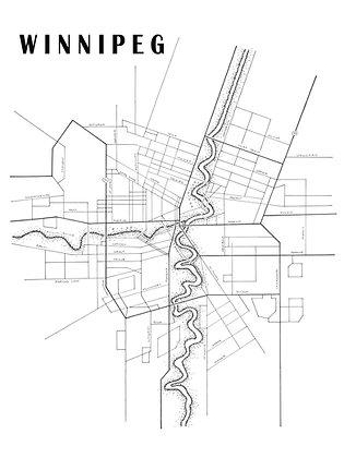 Winnipeg 12x16