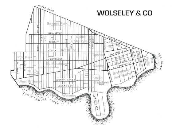 Wolseley & Co 12x16
