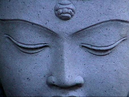 focus...buddha eyes...