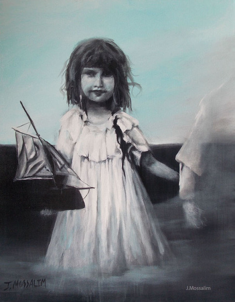 Charlotte and the Boat