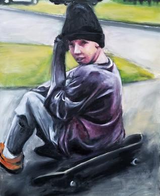 1990 Skater