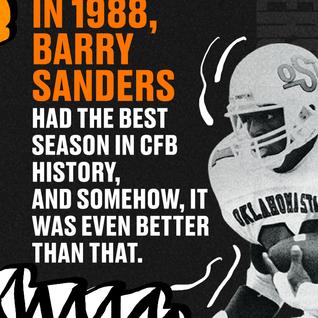 Barry Sanders #21
