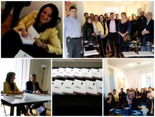 Presentación en Madrid