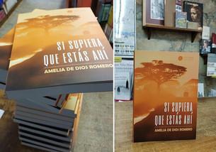 Mi novela llega a Salamanca