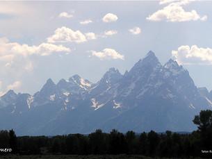 Una foto, un día: Teton range