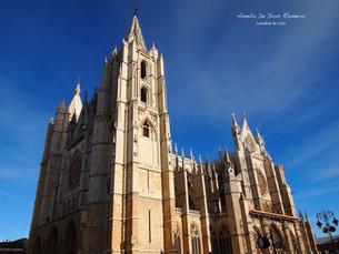 Una foto, un día: Catedral de León