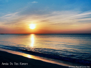 Una foto, un día: Playa del Carmen
