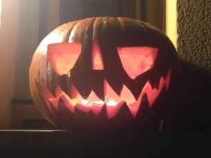 Una foto, un día: Feliz Halloween