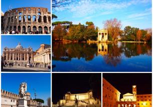 Viajes inolvidables: Roma