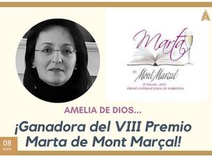 Premio Marta de Mont Marçal, VIII edición