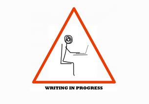 Writing in progress