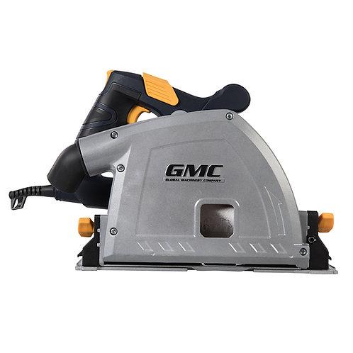 GMC 1400W 165mm Plunge Saw & Track Kit