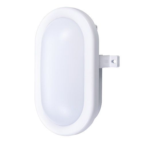 Lumineux BH700 5W white oval LED bulkhead light is a robust, IP65 rated, highly efficient and great value LED bulkhead light.