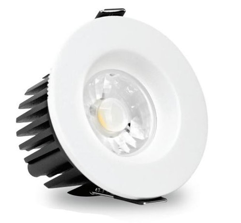 All LED 10W Fire-Rated Downlight 3000K
