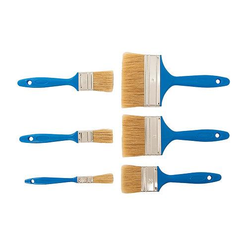 Silverline Disposable Paint Brush Set 50pce