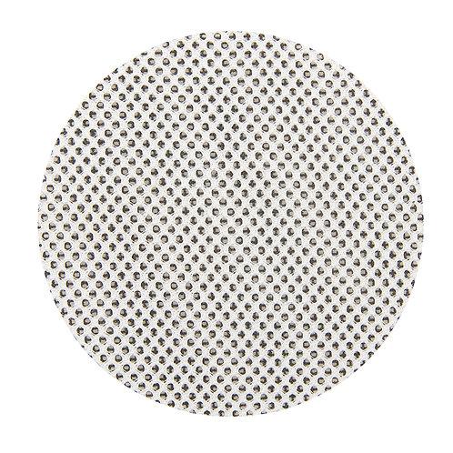 Silverline Hook & Loop Mesh Discs 150mm 10pk
