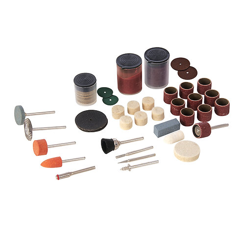 Silverline Rotary Tool Accessory Kit 105pce