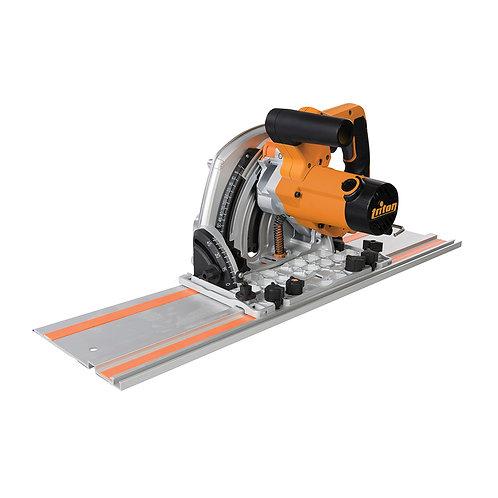 Triton 1400W Track Saw Kit 4pce