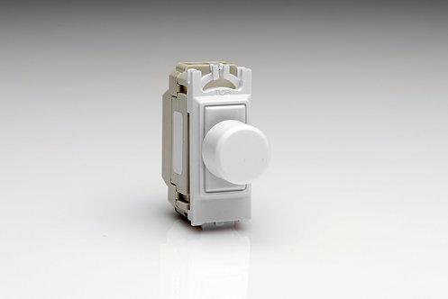 Varilight 2-Way Push-On/Off Rotary LED Dimmer 15-180W (max 20 LEDs)