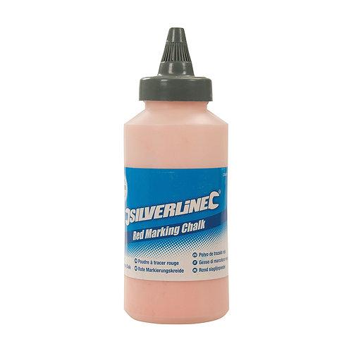 Silverline Red Marking Chalk