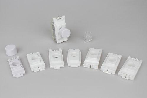 Varilight 2-Way Push-On/Off Rotary Multi-grid LED Dimmer