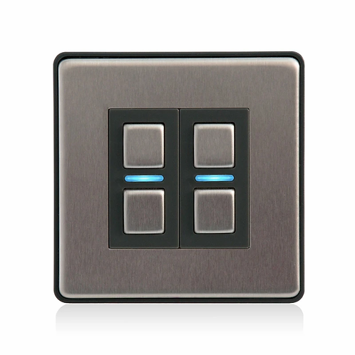 Lightwave smart dimmer 2-gang