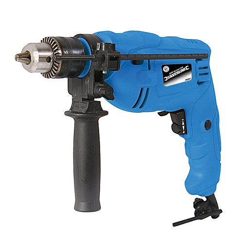 Silverline DIY 500W Hammer Drill