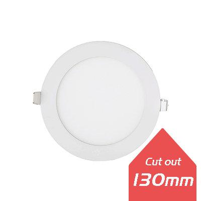 Lumanor LED Round Panels - 12W 6 inch
