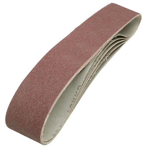 Silverline Sanding Belts 50 x 686mm 5pk