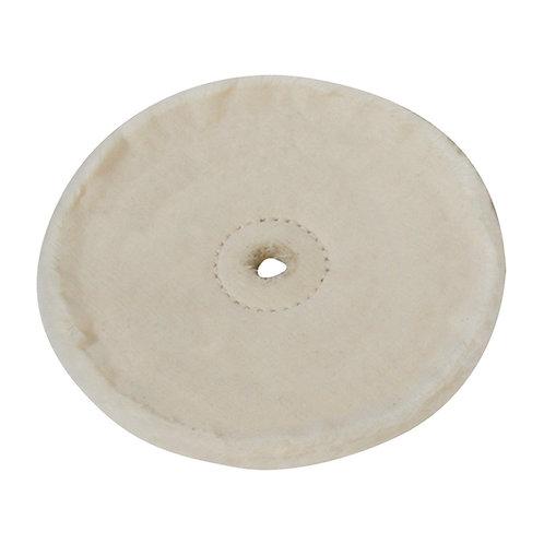 Silverline Loose-Leaf Cotton Buffing Wheel
