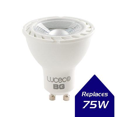 Luceco GU10 7W COB