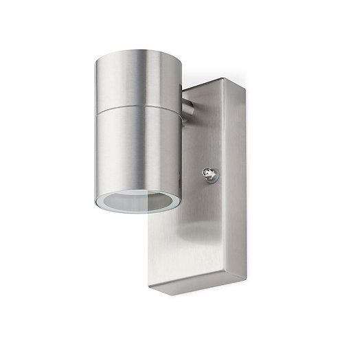 JCC GU10 Stainless Steel downward wall light