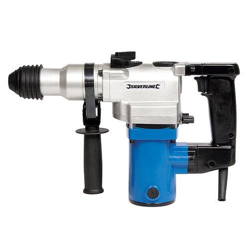 Silverline DIY 850W SDS Plus Hammer Drill
