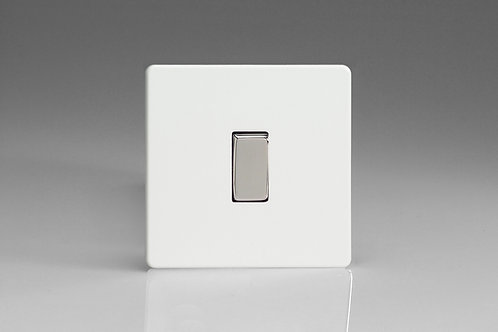 Varilight 1-Gang 10A 1- or 2-Way Rocker Switch