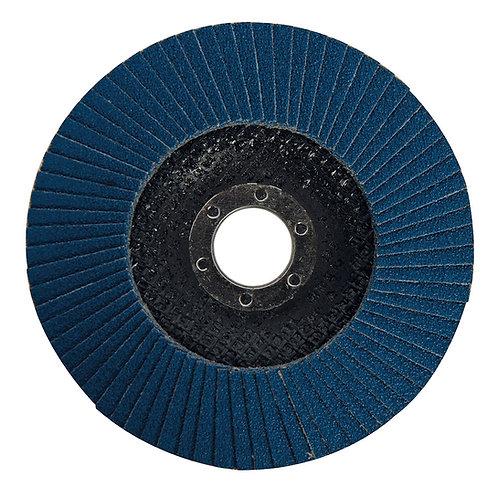 Silverline Zirconium Flap Disc