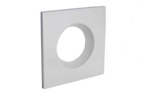 Lumanor Square Bezel - 10W Fire-Rated downlight