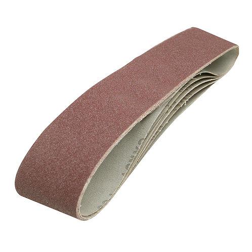 Silverline Sanding Belts 100 x 915mm 5pk